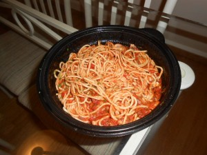 Rigatoni's Spaghetti