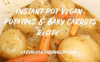 instant pot potato recipe